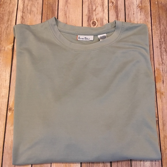 Burma Bibas Other - Burma Bibas Soft Crewneck Short Sleeved Shirt